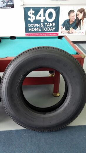 Brand new tractor trailer tires for Sale in Decatur, GA
