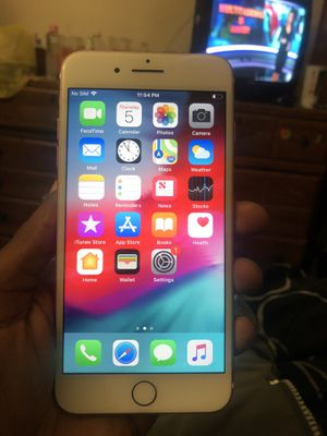 Unlocked IPhone 7 Plus for Sale in Philadelphia, PA