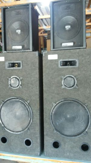 DAC pro audio 4215 & Audio Choice by Sound Tech for Sale in Otisco, IN