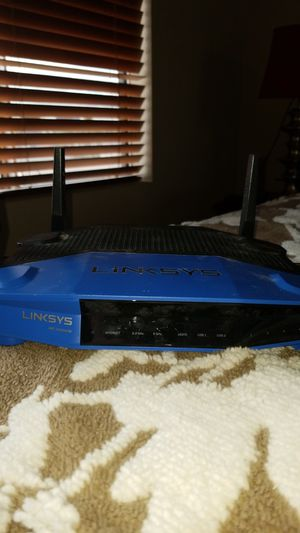 """Linksys WRT 3200ACM Dual Band (2.4GHz-5GHz) """"Gigabits"""" Wireless Router for Sale in Glendale, AZ"""