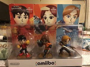 Nintendo amino Mii Fighter for Sale in New York, NY