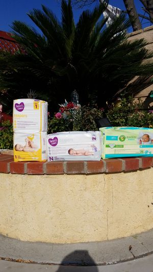 Brand new diapers for Sale in Riverside, CA