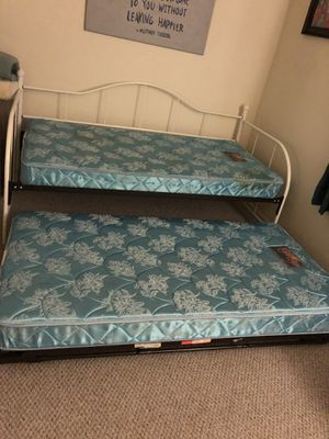 FREE 2 twin mattresses (mattresses only, no bed frame included) for Sale in Miami, FL