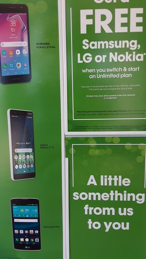 Free phones for Sale in North Little Rock, AR