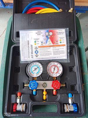 AC manifold set for Sale in Buckley, WA