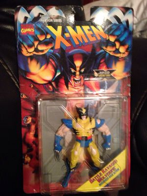 X men wolverine battle ravaged!! for Sale in Columbus, MS