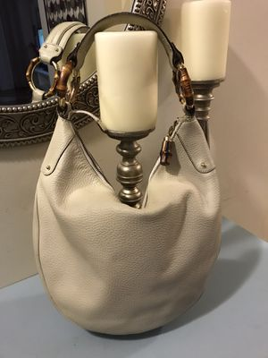 Authentic Gucci bamboo ring hobo bag for Sale in Fairfax, VA