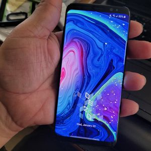 Samsung Galaxy S8 (AT&T) - Like New $140 for Sale in Los Angeles, CA