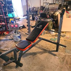 Marcy Pro Weight Bench Press for Sale in Elkins,  WV