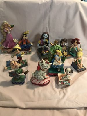 Various Disney collection JIM shore britto for Sale in Fort Lauderdale, FL