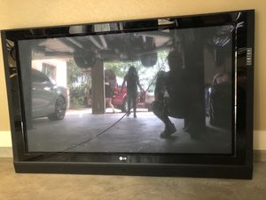 60 inch LG Plasma TV for Sale in San Antonio, TX