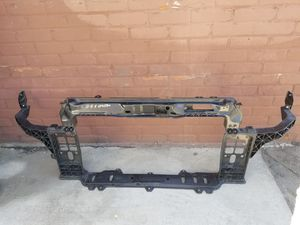 2012 to 2016 Hyundai Veloster Radiador Support and headligth Driver side Oem parts for Sale in Downey, CA