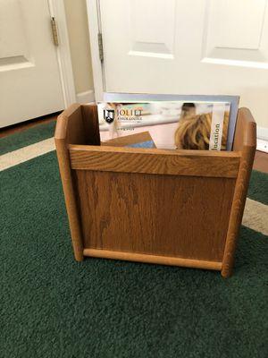 Book/Magazine Rack for Sale in Joliet, IL