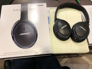 Bose Bluetooth Headphones for Sale in New York, NY