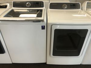 Samsung Washer With Built In Sink & Gas Dryer for Sale in Houston, TX