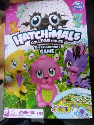 Hatchimals Board Game Christmas Game for Sale in Los Angeles, CA