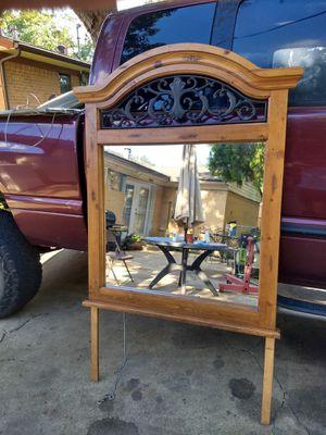 Dresser mirror for Sale in Mesquite, TX