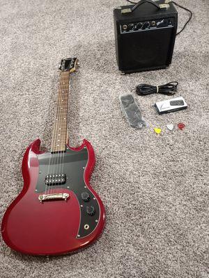Maestro Electric Guitar/Amp Bundle for Sale in Arlington, TX