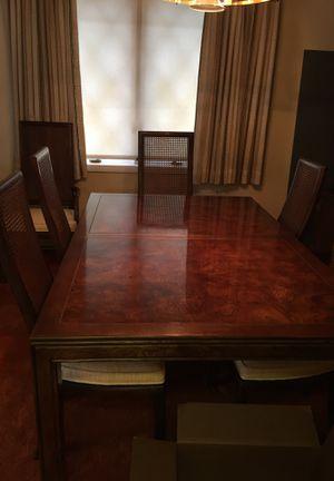 Excellent condition, barely used Henredon dining set for Sale for sale  Woodland Park, NJ