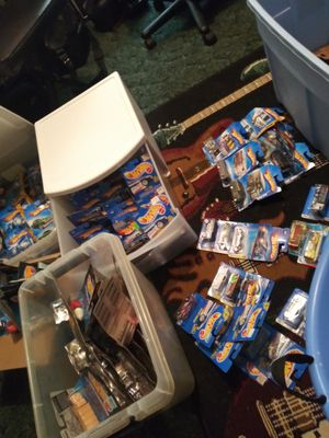 ****200+ HotWheels collectible toy cars*** for Sale in Wesley Chapel, FL