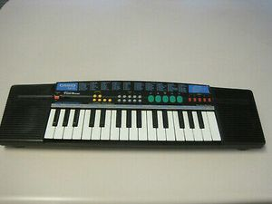 Sa21 casio musical keyboard with AC adapter for Sale in Las Vegas, NV