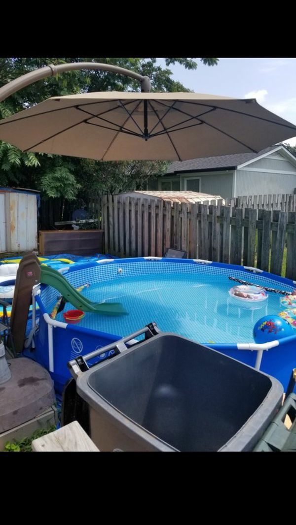 POOL FOR SALE..