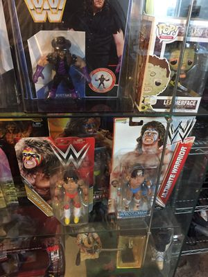 Action figures for Sale in Essex, MD