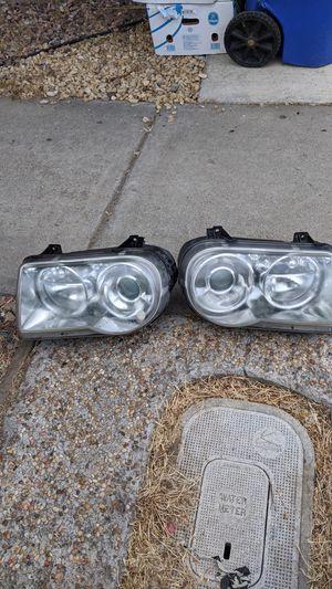 Chrysler 300c headlights for Sale in La Mesa, CA