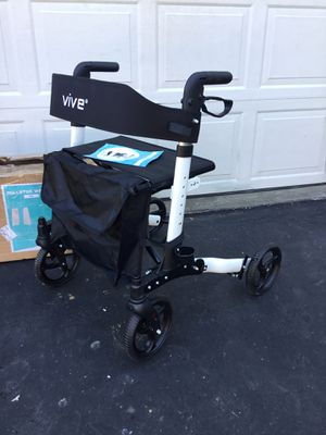 Rollator Walker (New) Euro Style for Sale in Cuyahoga Falls, OH