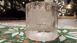 Christmas glass candle holders for Sale in Haines City, FL