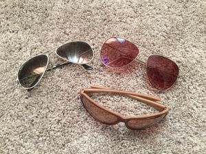 Ray ban and Oakley bundle women's for Sale in Union City, MI