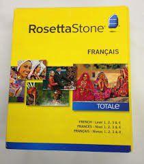 Rosetta Stone French , English, Spanish , Portuguese and more for Sale in Riviera Beach, FL
