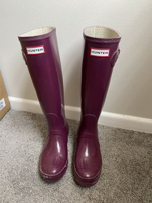 Hunter Rain boots for Sale in Towson, MD