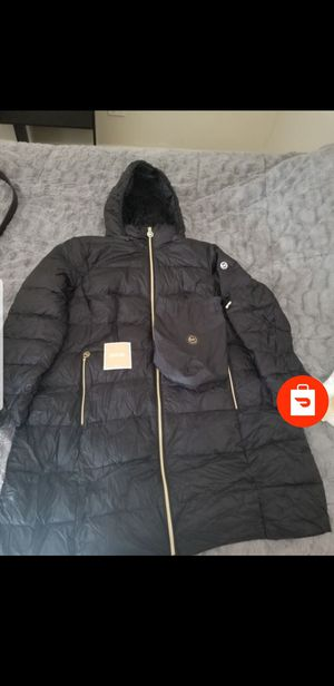 NEW MK MICHAEL KORS JACKET COAT SIZE 1X for Sale in Mountain House, CA