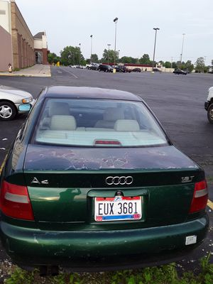 99 Audi A4 Q with 96,000 miles on the car for Sale in Reynoldsburg, OH