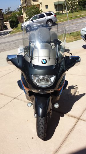 BMW 2005 motorcycle K 1200 LT for sale for Sale in Glendale, CA