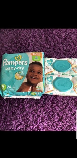 Pampers for Sale in Tolleson, AZ