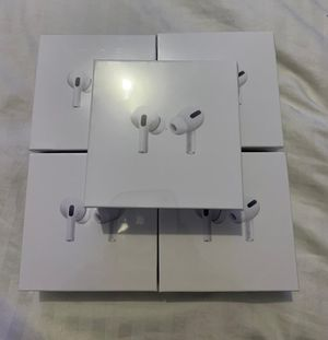 AIRPODS PRO BOX SEALED BRAND NEW for Sale in Miramar, FL