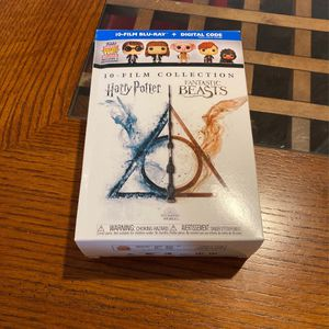 Harry Potter 10 Film 🎥 ( BRAND NEW ) for Sale in San Leandro, CA