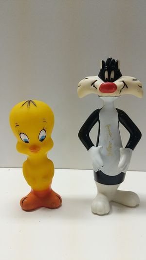 Sylvester & Tweety vintage toys for Sale in Tumwater, WA