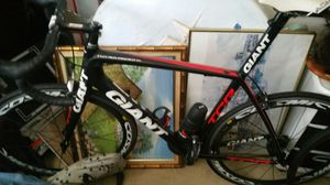 Giant TCR carbon fiber road bike for Sale in Stuart, FL