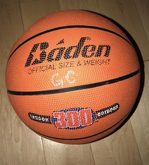 Official Size Báden Basketball for Sale in Springfield, VA