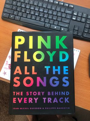 Pink Floyd: All The Songs (Book) for Sale in Los Angeles, CA