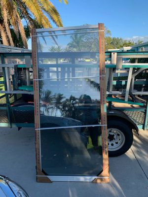 Sliding glass door for Sale in West Palm Beach, FL