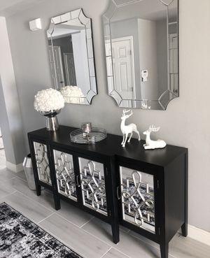 Wayfair Buffet, sideboard, cabinet, console table, ZGALLERIE style piece for Sale in Saint Cloud, FL