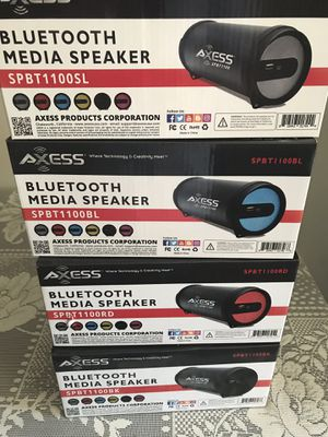 Bluetooth speaker radio fm and Usb memory card for Sale in Los Angeles, CA