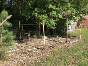 Metal structure for shed 12x24 for Sale in Camden, AR