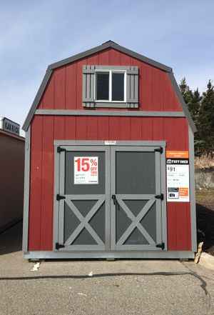 10 X 16 Shed Free Delivery for Sale in Flint, MI