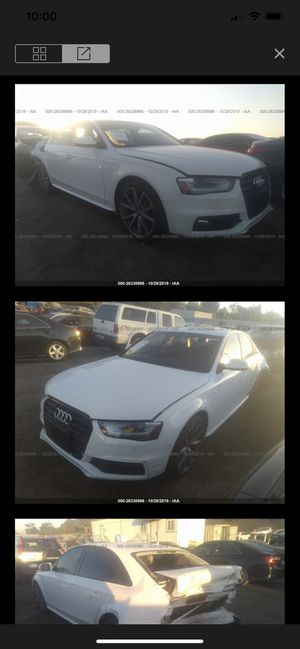 2016 Audi s4 parts b8.5 for Sale in Vancouver, WA