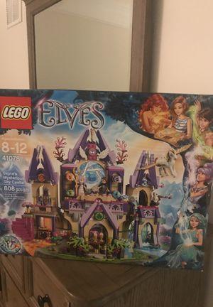 Lego 8-12 skyra's mysterious sky castle 41078 for Sale in Fairfax, VA